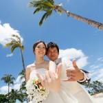 ハワイ挙式@ハラナニチャペル&ハワイの休日を満喫!!