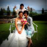 セントカタリナ教会で挙げる幸せいっぱいのハワイ!!