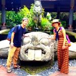 インドネシア バリ島と世界三大仏教遺跡ボロブドゥール遺跡(ジャワ島) 満喫の旅!!