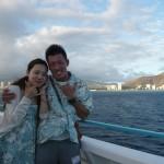 2つのホテルに泊まるハワイ