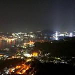 長崎の夜景は・・・