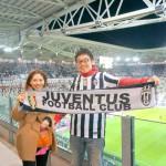セリエAにおいて最も成功したクラブの一つである「ユヴェントス観戦」@トリノ