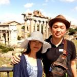 行きたいところだけを厳選!ベネチア・ローマ・パリへの旅