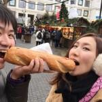 ドイツ・クリスマスマーケットと街ごとに異なる個性豊かな国イタリア2都市を巡る8日間