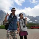列車で巡る絶景スイス&イタリア街並み散策9日間