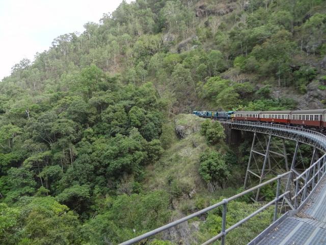 キュランダ鉄道