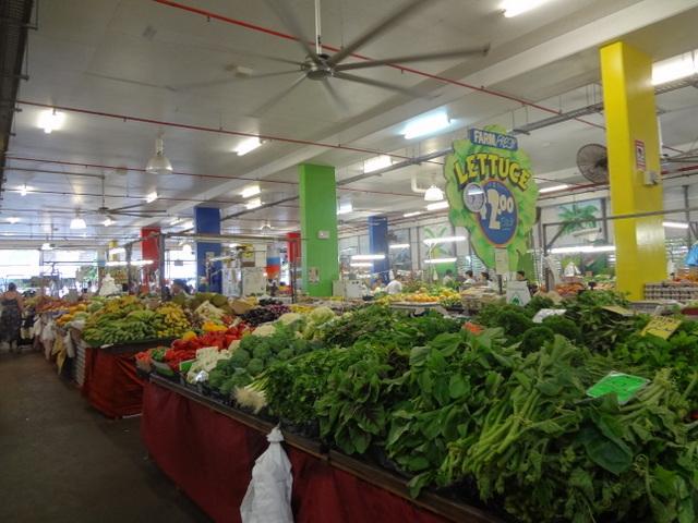 ケアンズの市場