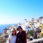 真夏のヨーロッパへ!情熱の都バルセロナ&青と白の絶景リゾート・サントリーニ島の旅