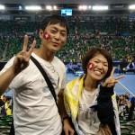 全豪オープンテニス観戦 ケアンズ&メルボルン