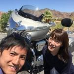 アメリカ大陸をバイクで走る!!ロサンゼルス&ラスベガス9日間
