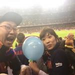リヴァプール&バルセロナで大好きなサッカー観戦三昧!!