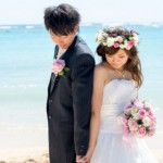 Happy Wedding & Happy Birthday in HAWAII