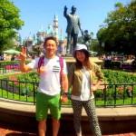 2つのディズニーリゾートを大満喫!東京&ロサンゼルス7日間の旅