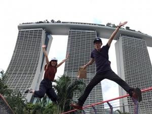 シンガポール新婚旅行_7744