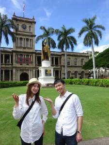 D夫妻 ハワイ5日間の旅☺︎_170225_0076