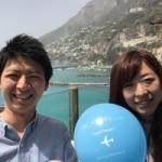 [お客様インタビュー] 山本夫妻 イタリア9日間