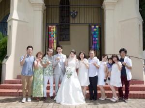 結婚式 ハワイ_35