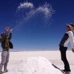 いつまでも記憶に残る絶景「ウユニ塩湖」